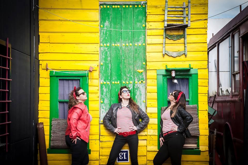 grupos de versiones - amapolas band foto