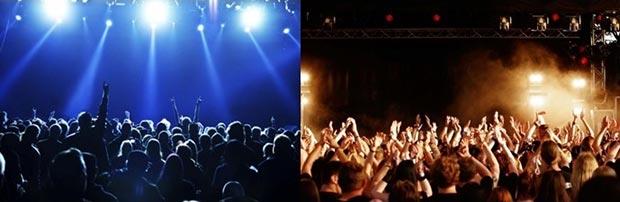espectáculos -conciertos